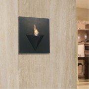 Afrodita - wundervoller Bioethanol Kamin für Innen und Außen