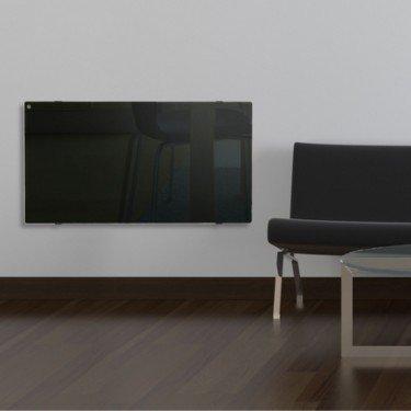 ZAFIR H1500 B - Convecteur électrique coloris Noir - ultra plat