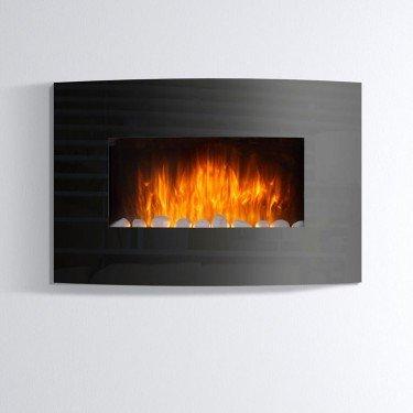 CHE 440 cheminée électrique murale design