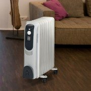 RDA 1500 Purline, Bathroom Oil-Filled Heater, Bathroom Oil Radiator
