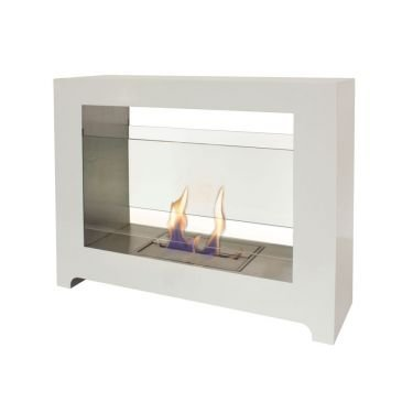 Hemera, bio-ethanol fireplace Purline® an ultra-modern fireplace