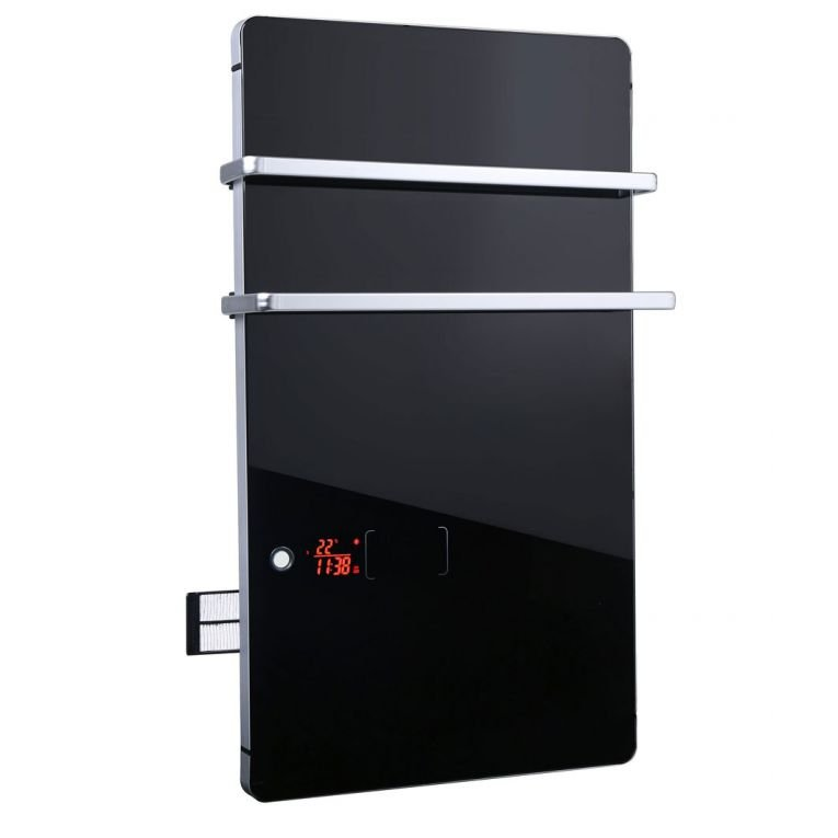 ZAFIR V600T BR - Radiador eléctrico de baño - Color oro ...