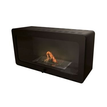Kore, wall bioethanol fireplace with modern design