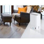 Mesure de la qualité de l'air avec détecteur de CO2