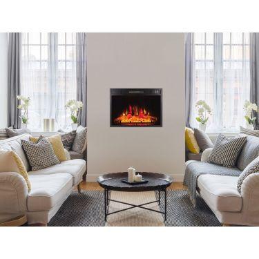 CHE 620 Insert de heminée décoratif votre cheminée va revivre.