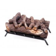 Brûleur bioéthanol pour cheminée à bois.