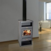 Classic, Wood stove, 11 kW to 15 kW, powerful fficiency, eternel design