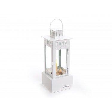 photophore lanterne bio éthanol blanche