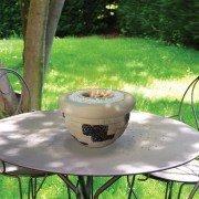 cheminee de table bioethanol purline caliope