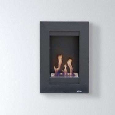 cheminée bioethanol murale