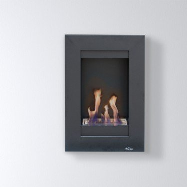 cheminée bioethanol murale morfeo Purline
