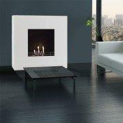 Tantalo de Purline® une cheminée bioéthanol de sol, style et efficacité !